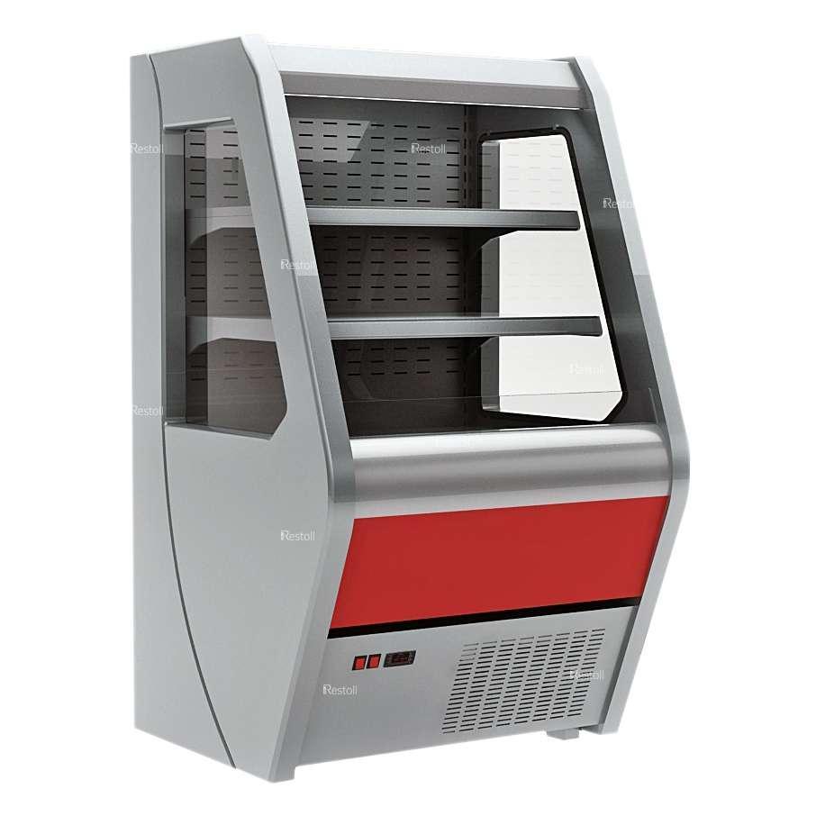 Горка холодильная Carboma F13-07 VM 0,7-2 (1260/700 ВХСп-0,7)