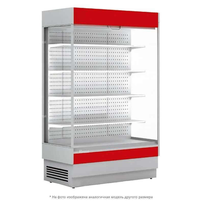 Горка холодильная EQTA Alt 1350 Д (ВПВ С 0,94-3,18) Красный