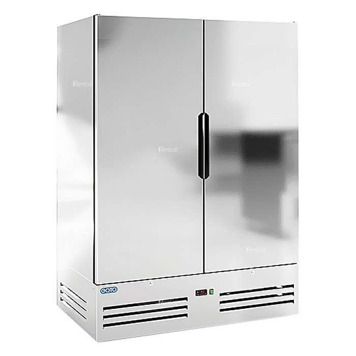 Шкаф морозильный EQTA ШН 0,98-3,6 (S1400D M inox)