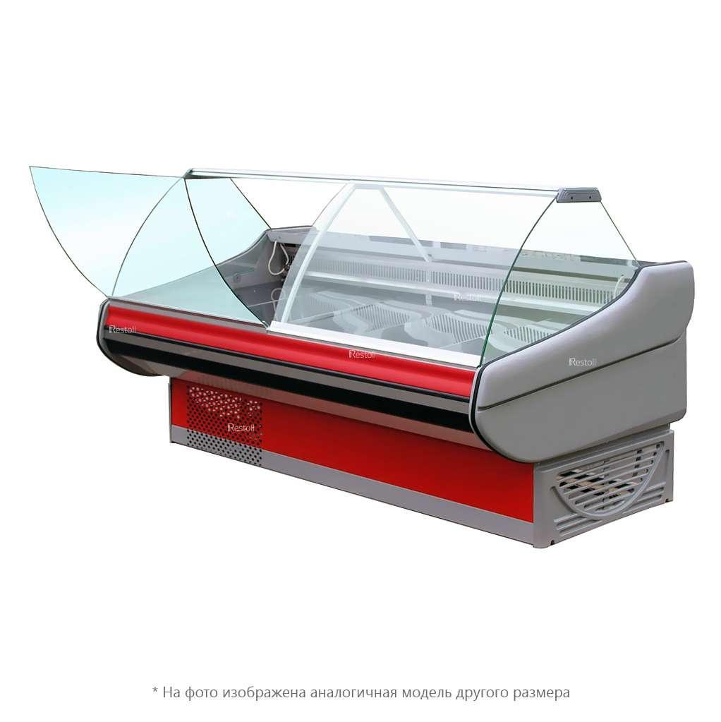 Витрина холодильная Ариада Титаниум ВС 5-200