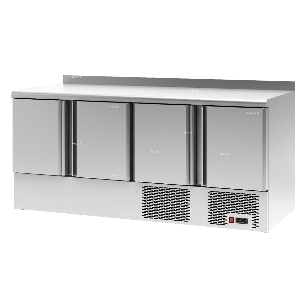 Стол холодильный Polair TMi4GN-G