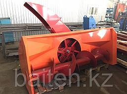 Снегоочиститель шнекороторный механический СШР-2,0 для задней навеский, фото 2