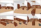 Составление дизайн-проекта коммерческих помещений для торговли, жилой мебели, фото 3