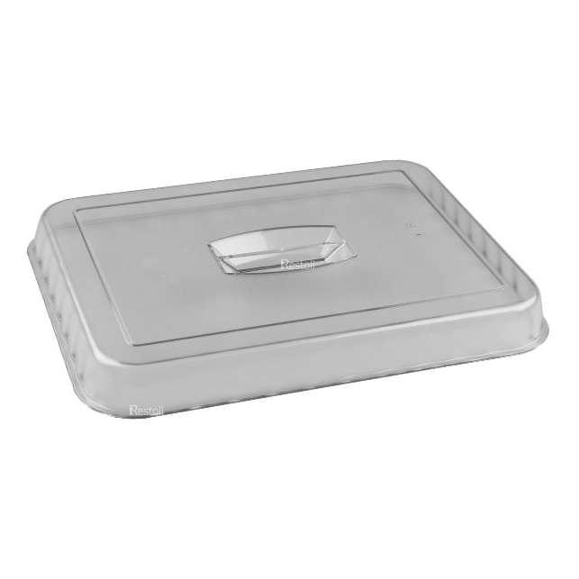 Крышка к салатнику Restola 2 л, прозрачная - 15 шт/уп