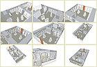 Составление дизайн-проекта коммерческих помещений для торговли, жилой мебели, фото 5
