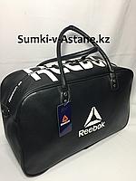 Спортивная сумка из экокожи .Высота 30 см,ширина 51 см, глубина 24 см., фото 1