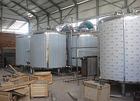 Монтаж нержавеющих трубопроводов на предприятиях пищевой промышленности