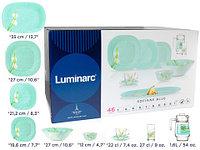 Сервиз столовый Luminarc Sofiane Blue N5271 [46 предметов] (46 предметов)