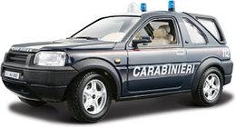 1/24 Bburago Freelander Carabinieri