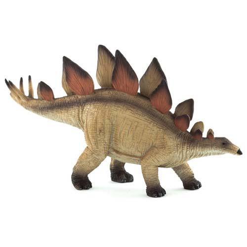 Mojo фигурка Стегозавра большая