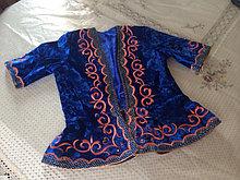 Казахская национальная одежда-жилетка