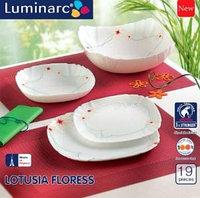 Сервиз столовый LOTUSIA FLORESS 19 предметов