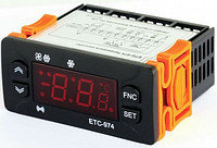 Электронное термореле  (контроллер нагрева) EW-986AH 0...400 градусов