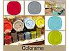 Сервиз столовый СЕРЫЙ CARINA COLORAMA GREY 19 предметов, фото 2