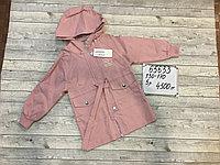 Куртки и ветровки для девочек, фото 1