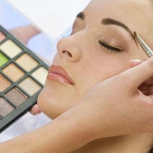макияж бровей, общее