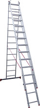 "Лестница трехсекционная 3х13 ""Новая высота"" 2230313"