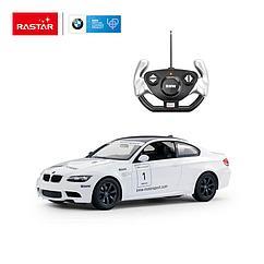 Радиоуправляемая Машина Rastar Bmw M3 №1 в мире. Люкс качество. Подарок