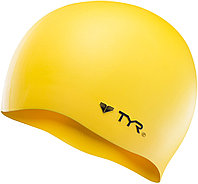 Шапочка для плавания TYR Wrinkle Free Silicone Cap 720