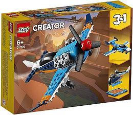 31099 Lego Creator Винтовой самолёт, Лего Креатор