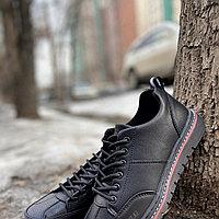 Кеды чёрные fashion, фото 1