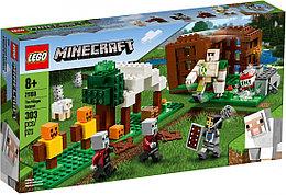 21159 Lego Minecraft Аванпост разбойников, Лего Майнкрафт