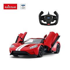 Радиоуправляемая Машинка Rastar Ford GT. Люкс качество. Подарок. Акция