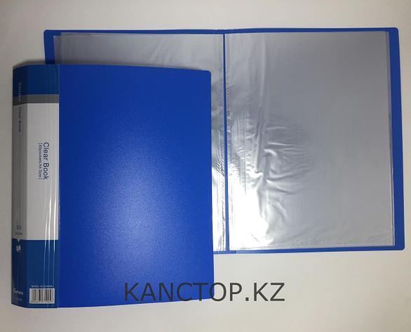 Папка с файлами плотная 60 файлов., фото 2