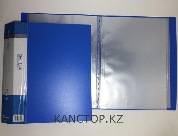 Папка с файлами плотная 80 файлов., фото 2