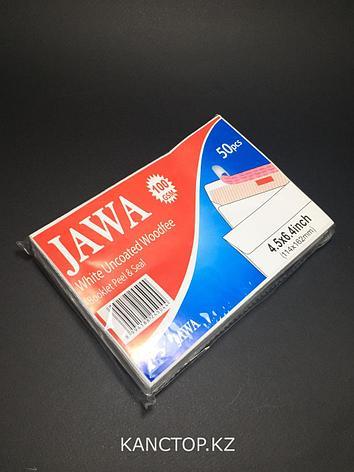 Конверт JAWA, А6, белый., фото 2