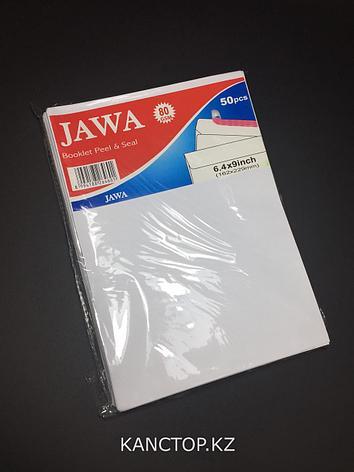 Конверт JAWA, А5, белый., фото 2