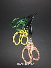 Ножницы Oulo со звериным принтом