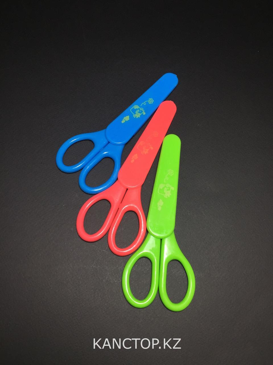 Ножницы детские Fujiayi с чехлом