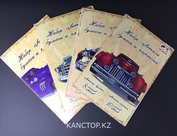 Бумага + картон цветные Margo, фото 2