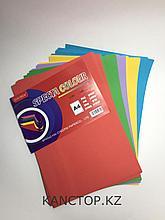 Бумага для принтера цветная обычная А4  Chiisen Specta colour,Ассорти 5 цветов