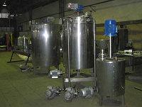 Оборудование для производства повидла, подварок, конфитюров, джемов, кондитерских гелей и термостабильных начинок