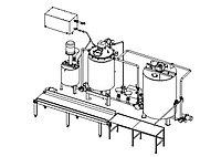 Линия подварок, конфитюров, джемов, кондитерских гелей и термостабильных начинок
