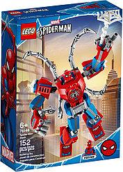 76146 Lego Super Heroes Человек-Паук: трансформер, Лего Супергерои Marvel