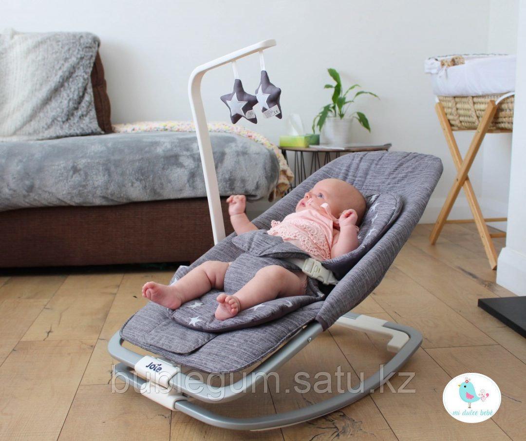 Шезлонг-качели для новорожденных   Joie Dreamer (до 13 кг)