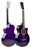 Гитара Cowboy 38BL, фото 2