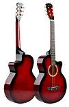 Гитара Cowboy 3810C RDS, фото 2