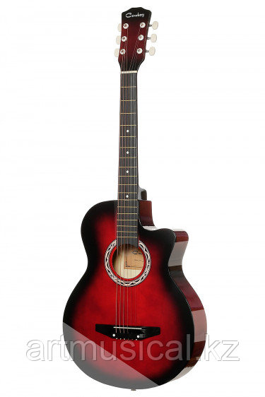 Гитара Cowboy 3810C RDS
