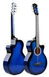 Гитара Cowboy 3810C BLS, фото 2