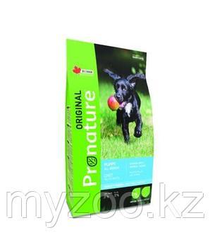 Pronature Original Puppy All Breeds Пронатюр Оригинал корм для щенков всех пород 2,2 кг