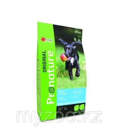 Pronature Original Puppy All Breeds Пронатюр Оригинал корм для щенков всех пород 11,3кг