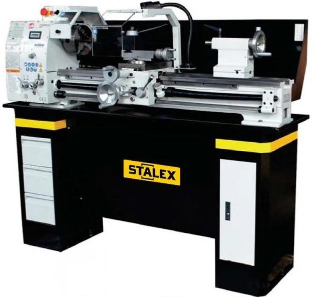 Станок настольный токарный STALEX D300x750 Vario