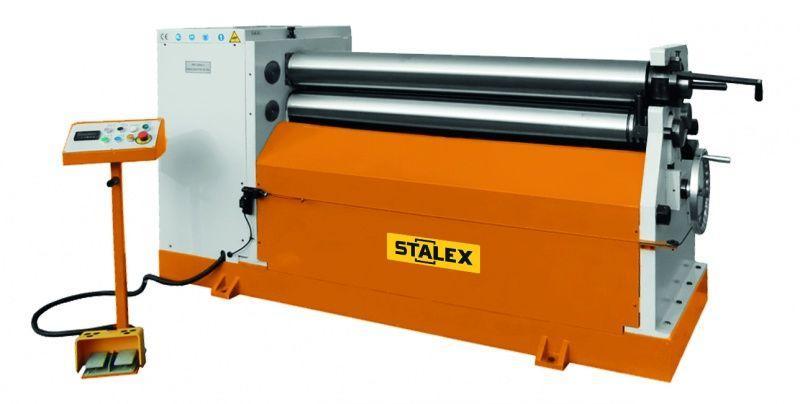 Станок вальцовочный Stalex HSR-2070x8.5 гидравлический
