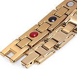 Лечебно-энергетический браслет «Квадро» 4 в 1., фото 2