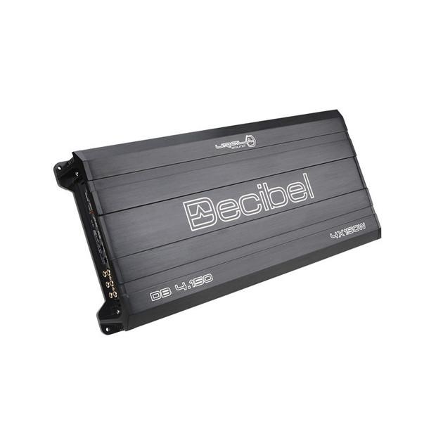 Автомобильный усилитель УРАЛ DB 6.180 V.2