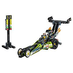 LEGO Игрушка Техник Драгстер